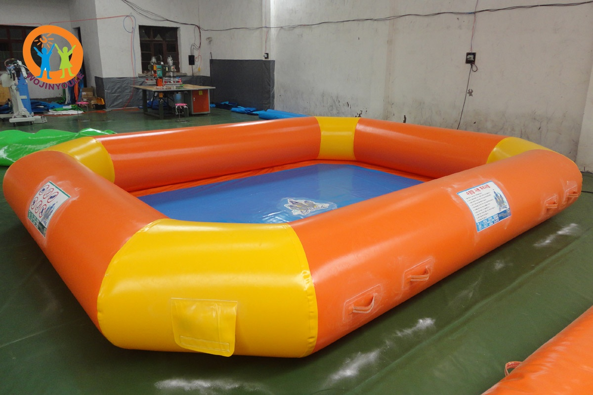 Wp052 Mobile Inflatable Swimming Pool Small Size For Kids Wholesaleombos Slides Inflatable Sport Games Inflatable Tent Inflatable Water Slides Inflatable Pool Advertising Inflatables