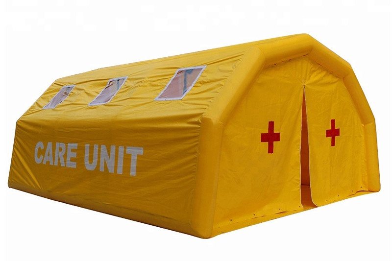 Inflatable Medical Tent Emergency Rescue Tent Customize Frame Shelter Inflatable Tent